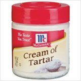 cream of tartar