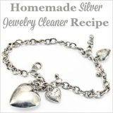 homemade silver jewelry cleaner recipe