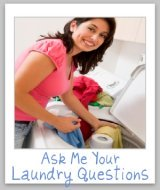 laundry questions