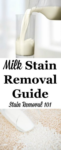 how to get out stains that have set