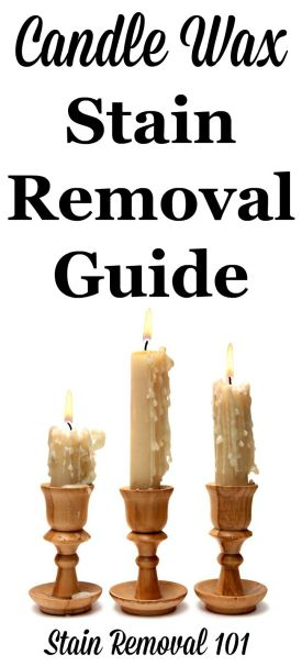 Removing Candle Wax Sns From Carpet Vidalondon