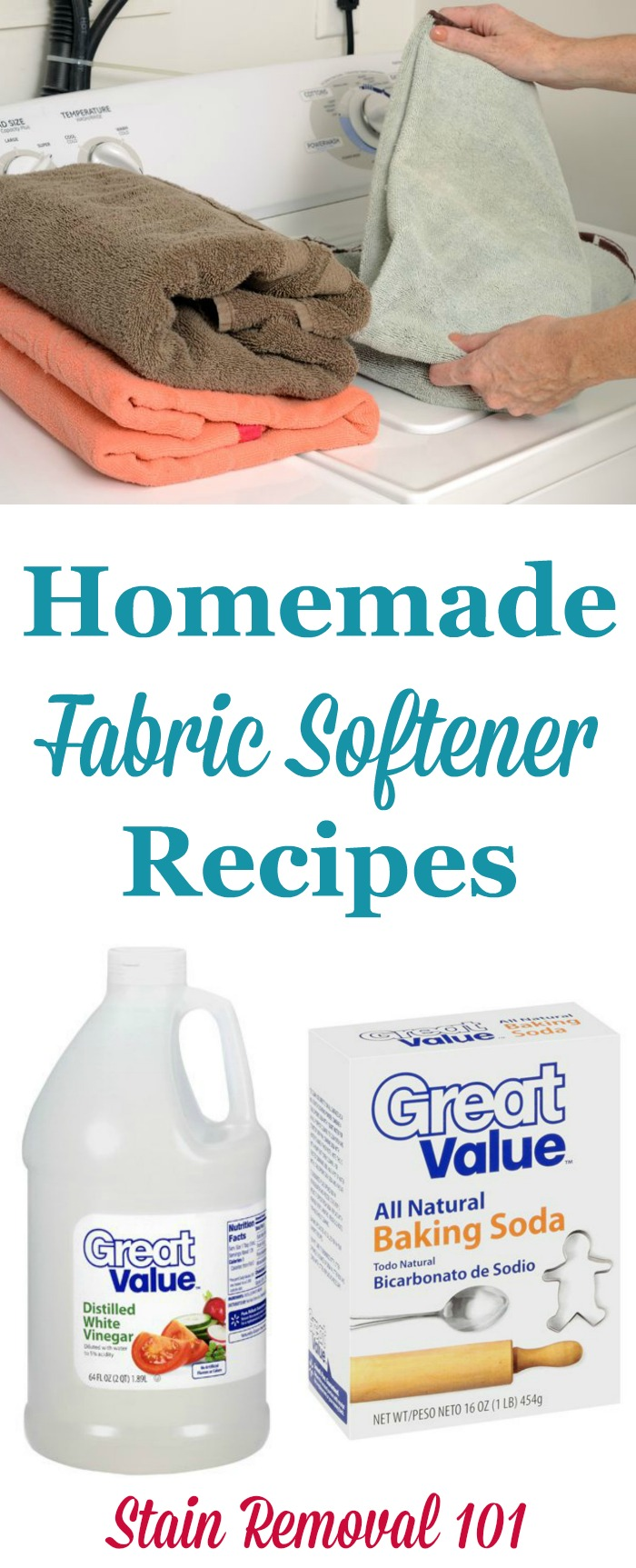 how to make homemade fabric softener