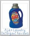 ajax laundry detergent reviews