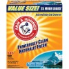 Arm and Hammer powder detergent, Alpine Clean scent