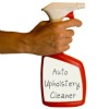 auto upholstery cleaner