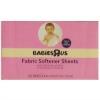 Babies R Us fabric softener sheets