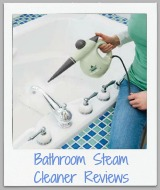bathroom steam cleaner reviews