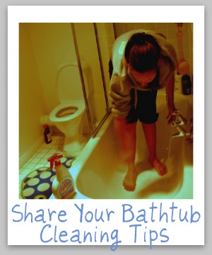 Bathtub Cleaning Tips And Hints