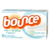 Bounce free & sensitive fabric softener sheets