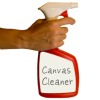 canvas cleaners