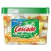 cascade actionpacs, citrus scent