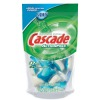 cascade action packs, fresh scent