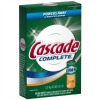 Cascade dishwasher detergent powder