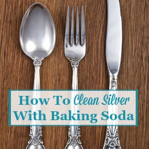 Homemade cleaning products recipes and instructions for Baking soda silver polish jewelry