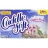 cuddlesoft fabric softener sheets