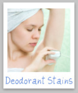 stain removal deodorant
