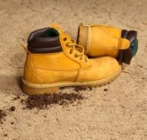 dirt stain on carpet