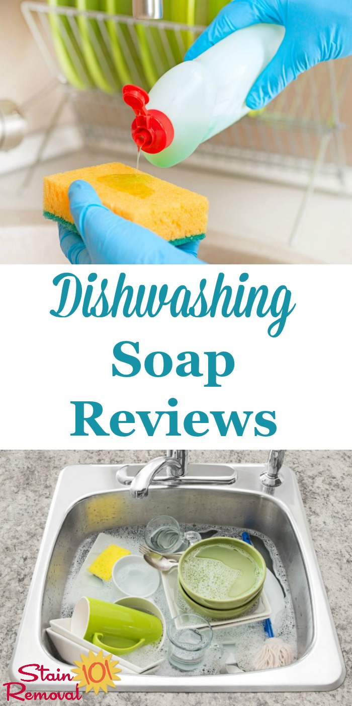 Dishwashing Soap Amp Detergent Reviews Which Products Work