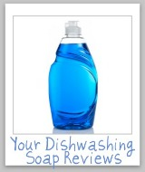 dishwashing soap reviews
