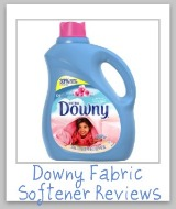 downy fabric softener reviews