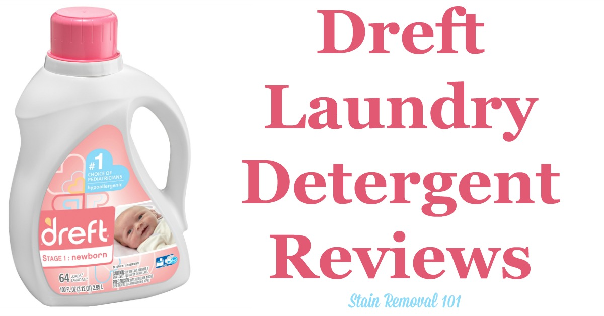 Here is a comprehensive guide about Dreft detergent, including reviews and ratings of this brand of laundry supply designed for babies {on Stain Removal 101}