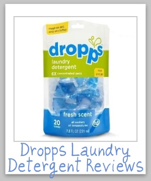 Dropps Laundry Detergent Reviews Ratings And Information