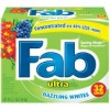 fab powder detergent, spring magic scent