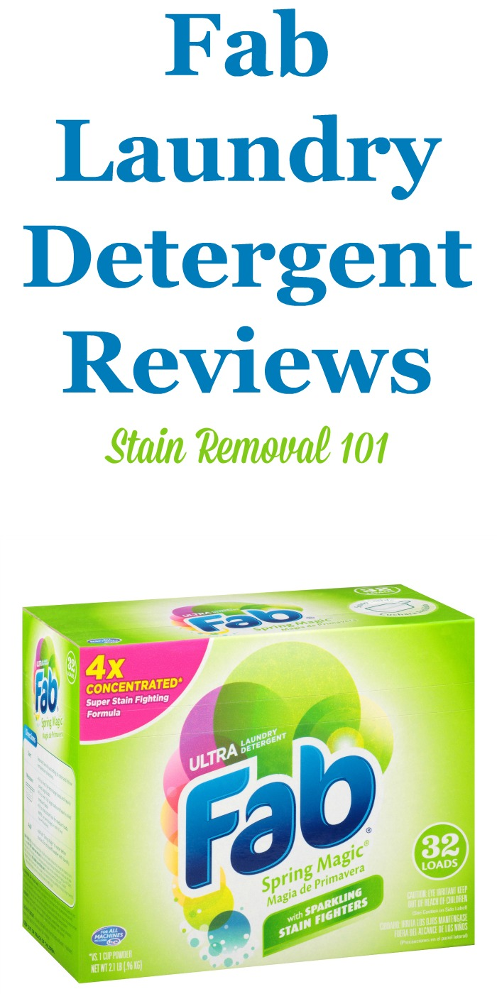 Here is a comprehensive guide about Era laundry detergent, including reviews and ratings of this brand of laundry supply, including different scents and varieties {on Stain Removal 101}