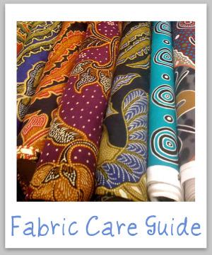 fabric care