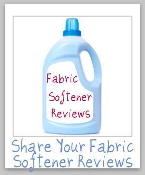 fabric softener reviews