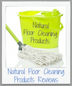 natural floor cleaning supplies reviews