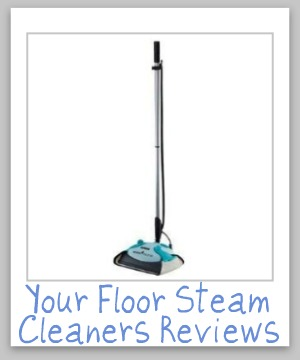 floor steam cleaners reviews