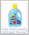 fresh start laundry detergent reviews