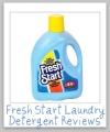fresh start laundry detergent reviews