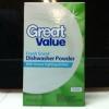 great value dishwasher detergent powder