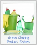 green cleaning products reviews
