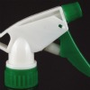 green spray bottle