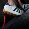 gum on shoe