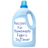 home made fabric softener