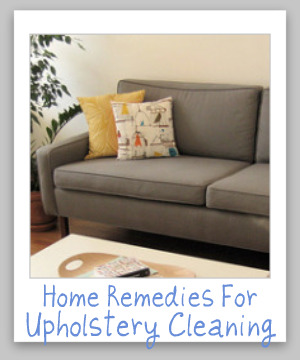 home remedy for upholstery cleaner recipe for upholstery cleaner. Black Bedroom Furniture Sets. Home Design Ideas