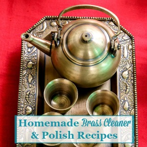 homemade brass cleaner and polish recipes