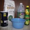 homemade copper cleaner ingredients