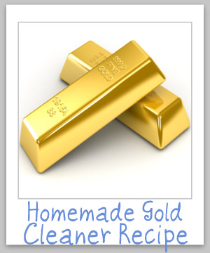 Gold Cleaner Homemade 14