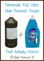 Red Wine Stain Removal Guide For Clothes Upholstery Amp Carpet