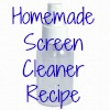 homemade screen cleaner recipe