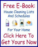 housekeeping checklist ebook