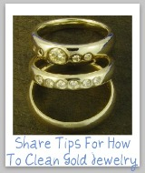 How To Clean Silver Jewelry To Make It Beautiful