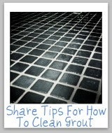 How To Clean Tile Tips Amp Tricks