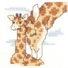 giraffe crosstitch