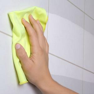 remove soap scum